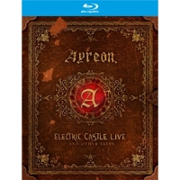 Ayreon Electric Castle Live And Blu-Ray