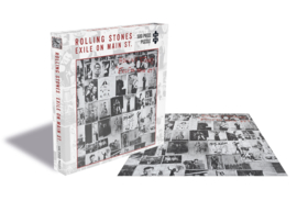 Rolling Stones Exile On Mainstreet Puzzel