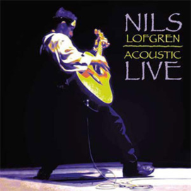 Nils Lofgren Acoustic Live 200g 45rpm 4LP Box Set