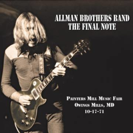 The Allman Brother Band The Final Note 2LP