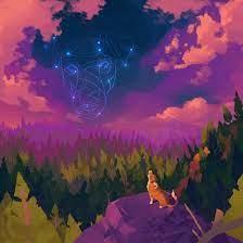 Eddie Brickell New Bohemians Hunter And The Dog Star LP