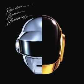 Daft Punk Random Access Memories 2LP + Download