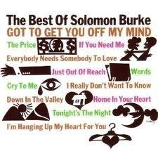 Solomon Burke - Best Of HQ LP