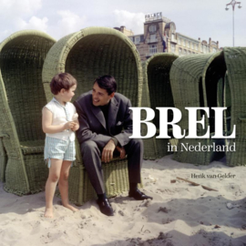 Brel In Nederland Boek + CD + DVD + LP