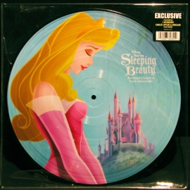 Disney's Music From Sleeping Beauty LP PD