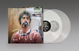 Frank Zappa Zappa Original Motion Picture Soundtrack 180g 2LP -Crystal Clear Vinyl-