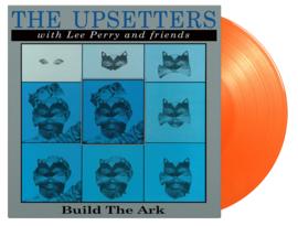 The Upsetters Build The Ark 3LP - Orange Vinyl -