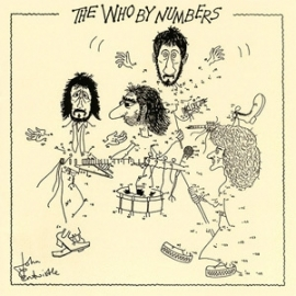 The Who - The Who By Numbers LP