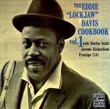 Eddie Lockjaw Davis - The Eddie Lockjaw Davis Cookbook HQ LP.