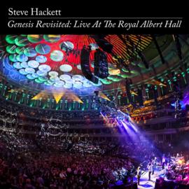 Steve Hackett Genesis Revisited: Live At The Royal Albert Hall 3LP & 2CD Set
