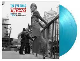 Various Artists Pye Girls: 30 Brit Girls Tunes of the Swinging LP