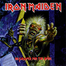 Iron Maiden No Prayer For the Dying 180g LP