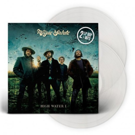 Magpie Salute High Water 1 2LP - Clear Vinyl- No Risc Disc