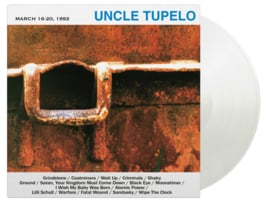 Uncle Tupelo March LP - Clear Vinyl-