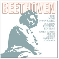 Beethoven - The Nine Symphonies  HQ 45rpm 10LP