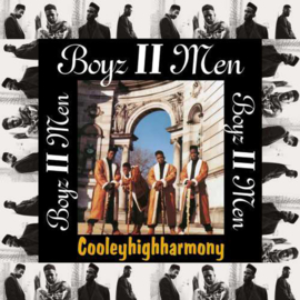Boyz II Men Cooleyhighharmony LP