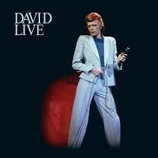David Bowie David Live (2005 mix) 3LP