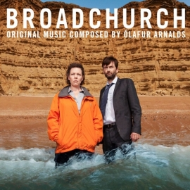 Olafur Arnalds - Broadchurch. LP