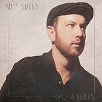 Matt Simons - Cath & Release LP