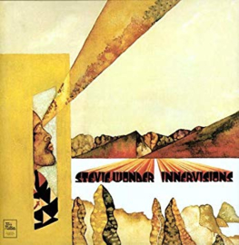 Stevie Wonder  Innervisions LP