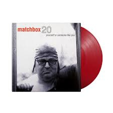 Matchbox 20 Yourself or Someone Like You LP (Transparent Red Vinyl)