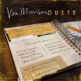 Van Morrison Duets Reworking 2LP