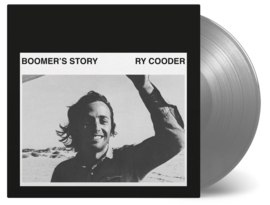 Ry Cooder Boomer Story LP - Silver Vinyl-