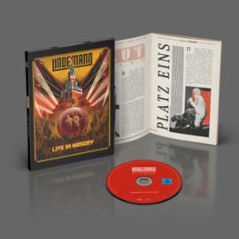 Lindemann Live In Moscow Blu-Ray