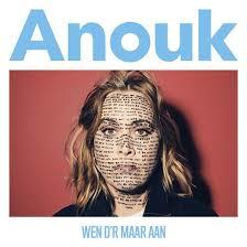 Anouk Wen D'r Maar Aan CD