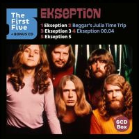 Ekseption The First Five 6CD
