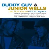 Buddy Guy & Junior Wells Last Time Around LP