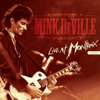Mink Deville Live At Montreux 1982 2LP + CD -ltd-
