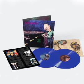 Dinosaur Jr Where You Been 2LP - Blue Vinyl-