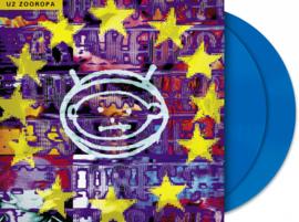 U2 Zooropa 180g 2LP - Blue Vinyl-