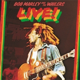 Bob Marley & The Wailers Live! 180g LP