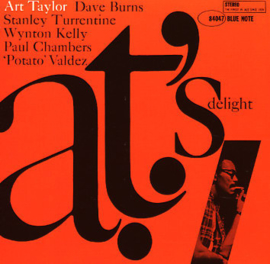 Art Taylor A.T.'S Delight 180g LP