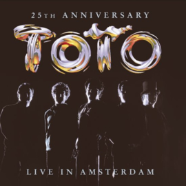 Toto Live In Amsterdam 2LP + CD