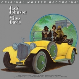 Miles Davis A Tribute To Jack Johnson Numbered Limited Edition 180g LP