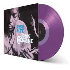 John Coltrane Lush Life LP - Purple Vinyl
