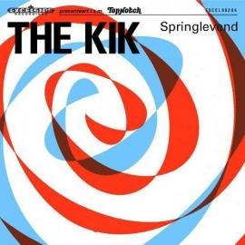 The Kik - Spinglevend LP
