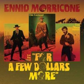 Ennio Morricone, Ennio For A Few Dollars More LP