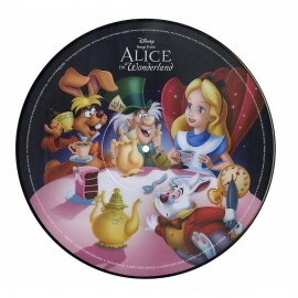 Music From Alice In Wonderland 180g LP ( Picture Disc)