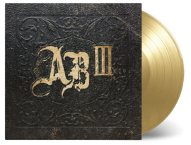 Alter Bridge AB III 2LP - Gold Vinyl-