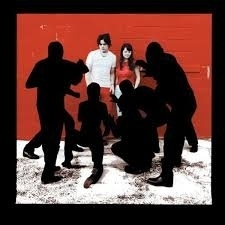 White Stripes White Blood Cells LP