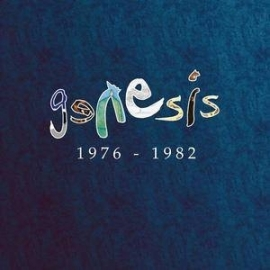 Genesis - 1976 - 1982 5LP Box Set.