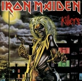 Iron Maiden - Killers LP
