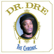 Dr. Dre Chronic 1990 2LP