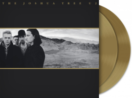 U2 Joshua Tree 2LP -Gold Vinyl-