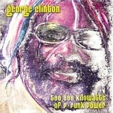 George Clinton - 500.000 Kilowatts Of P-Funk 3LP