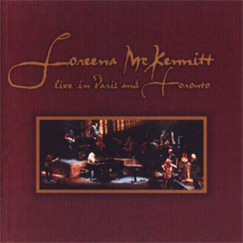 Loreena McKennitt Live in Paris & Toronto 180g 3LP